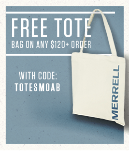 Free Tote Back on any $120+ Order with Code TOTESMOAB