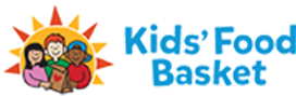 Kids Food Basket logo.