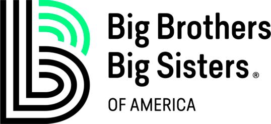 Big Brothers Big Sisters logo.
