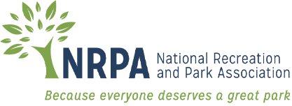 The National Recreation and Park Association logo.